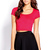 Daring Zippered Crop Top | FOREVER 21 - 2000090193