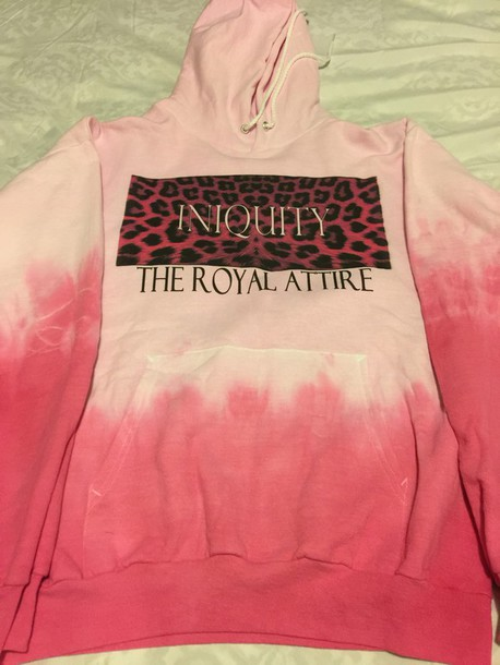 hoodie pink funny sweater girly jacket