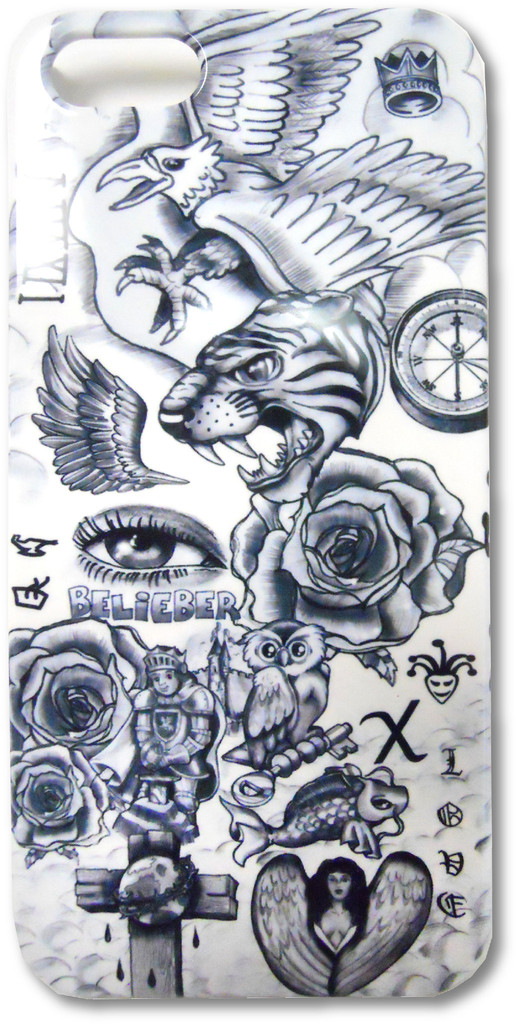 Fan girl tattoo iphone case fresh for Tattoo artist iphone cases