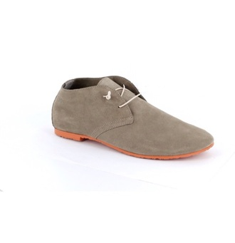 shoes brown orange style