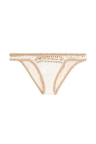 bikini crochet bikini bikini bottoms crochet multicolor swimwear
