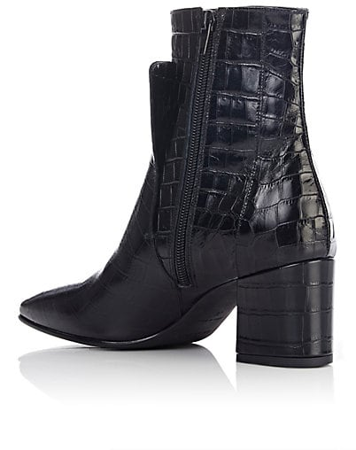 Givenchy Side-Zip Ankle Boots | Barneys New York