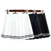 skirt,tennis skirt,pleated skirt,tumblr
