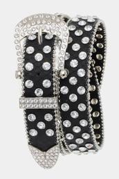 belt,rhinestones,western style,bling,betsy boo's boutique,western belt