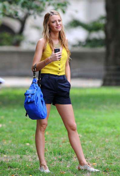 blake lively gossip girl serena van der woodsen