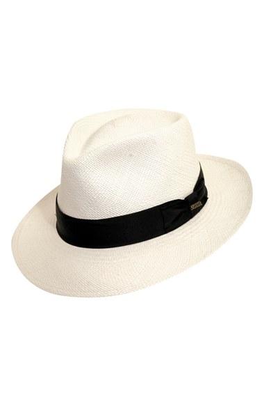 Scala Straw Panama Hat   Nordstrom