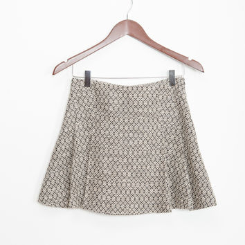Tweed Skirt — Bib   Tuck on Wanelo