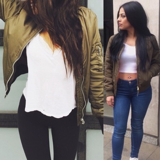 jacket army green jacket madison beer green jacket green camouflage coat exact same