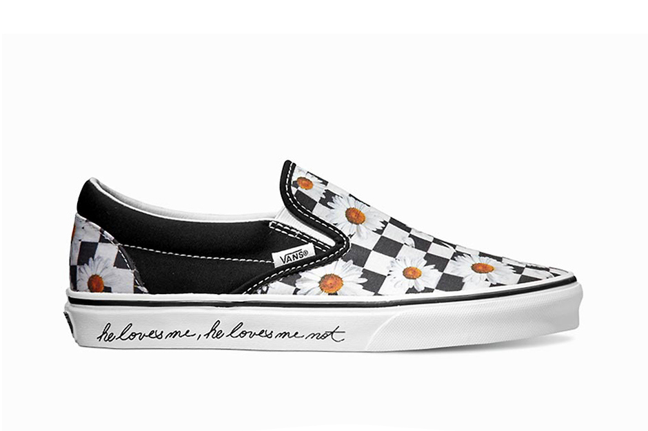 "Vans 2014 ""Love Me, Love Me Not"" Valentine's Day Pack 