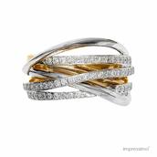 jewels,50 diamonds ring,pierścionki zaręczynowe,impressimo,engagement ring,jewelry,gold jewelry