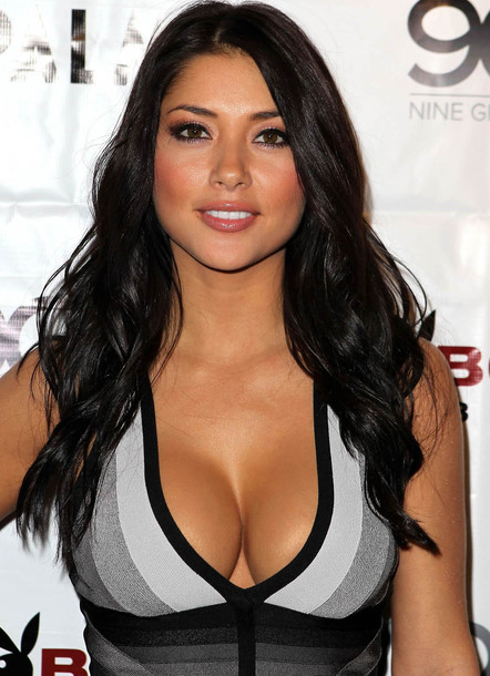 dress arianny celeste tight cleavage dress sexy dress cleavage