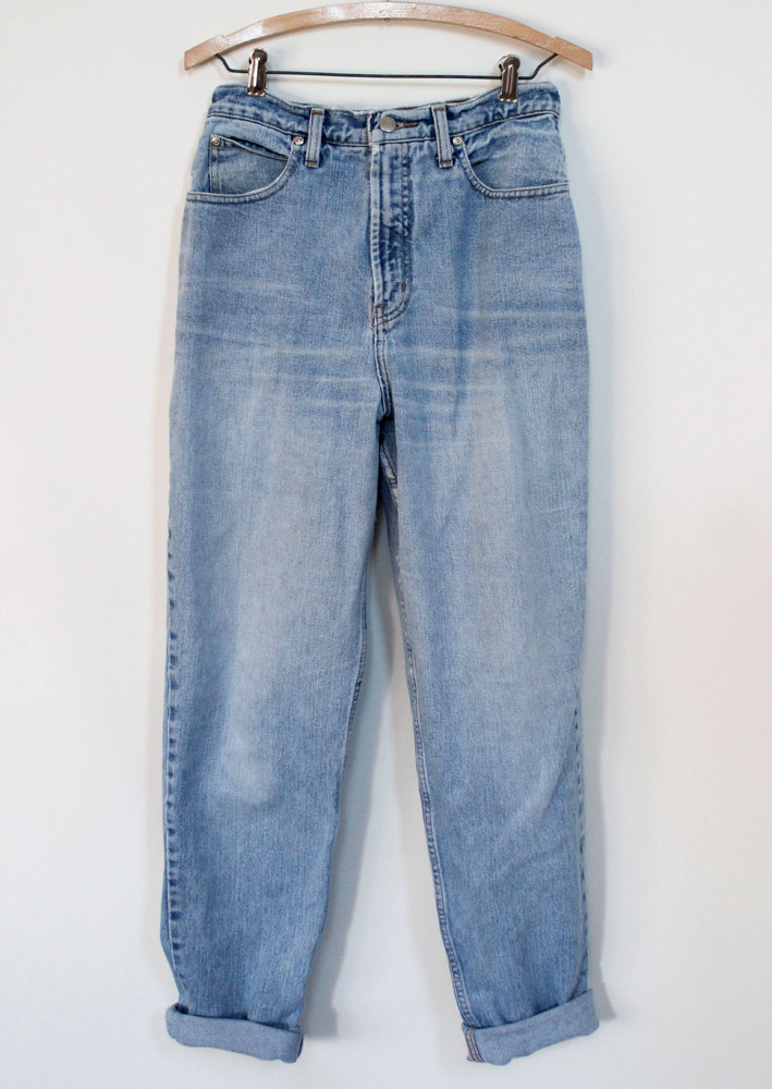 perfect high waisted boyfriend jeans vintage 90s well. Black Bedroom Furniture Sets. Home Design Ideas