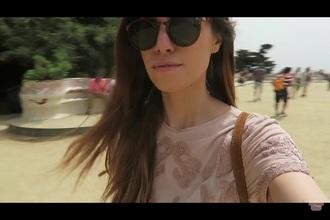 sunglasses marziapie cutiepiemarzia marzia bisognin style round sunglasses