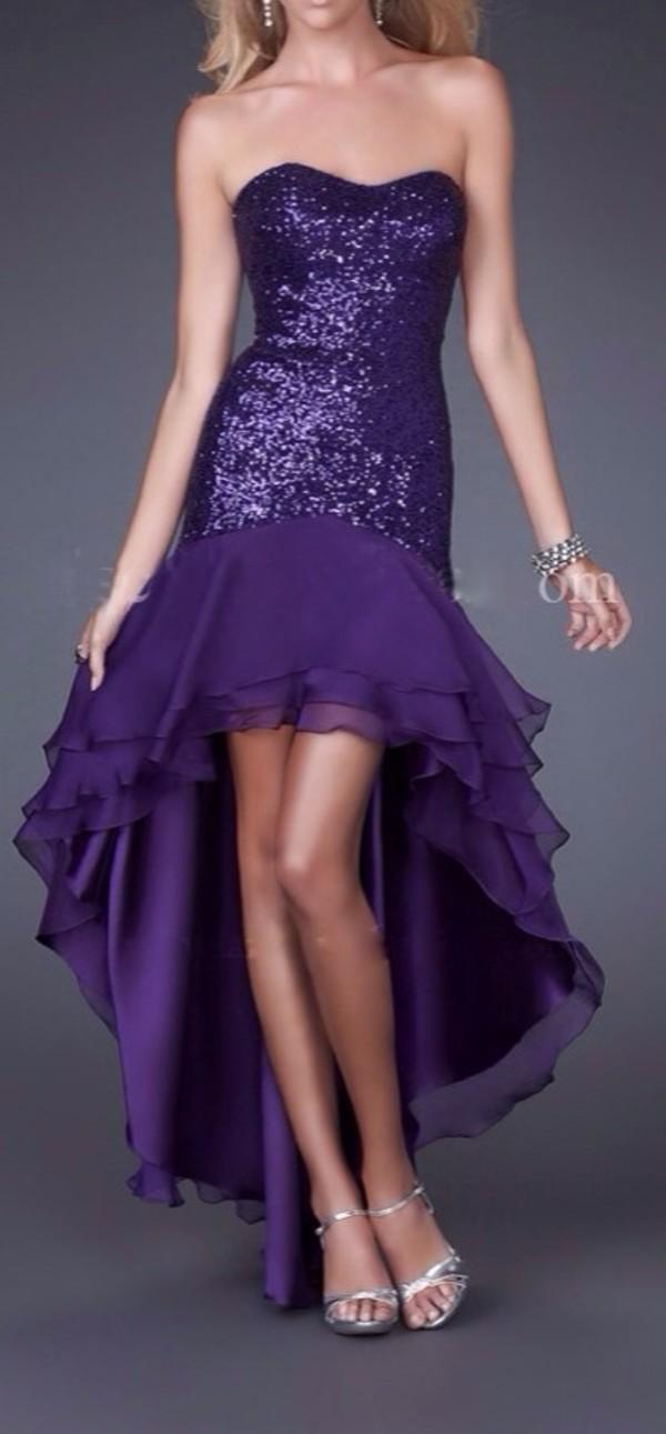 dress purple dress sparkle glitter