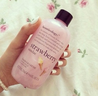 soap need to find this in canada strawberry cosmetics shower gel bathroom mothers day gift idea