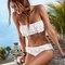 Shop bahama white ruffle full bottom by pily q (#2040f-bah) on diane's beachwear