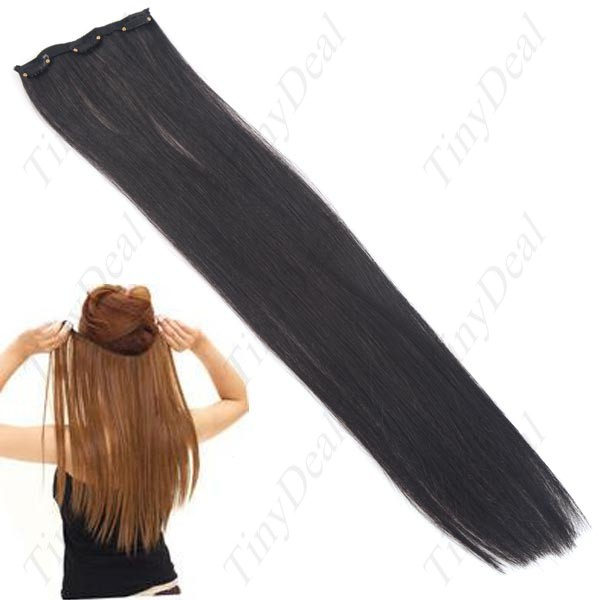 On wig hair extension