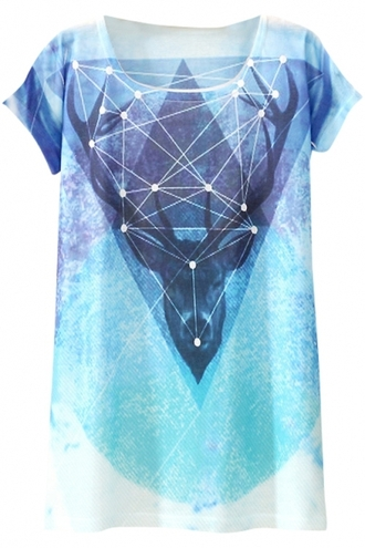 top shirt t-shirt hipster indie soft grunge grunge kawaii kawaii grunge pastel pastel goth galaxy print