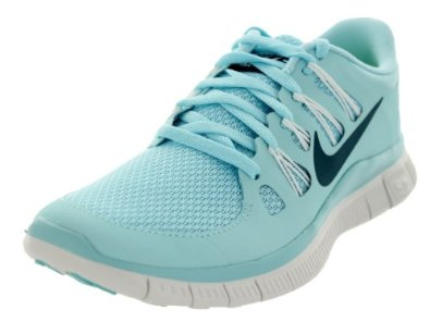 nike free 5.0 ladies running shoe