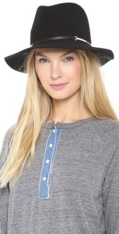 Janessa Leone Vera Hat | SHOPBOP | Keep.com