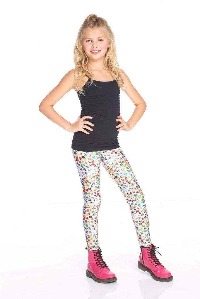 2fb2bd13a0e5b Zara Terez - Girls Emoji 2.0 Leggings