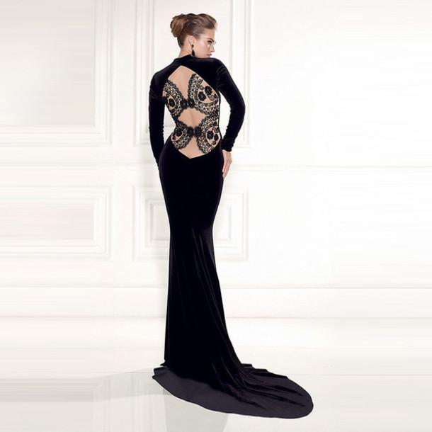 f0263c2d81 dress les bijouteries black dress black gown black prom dress prom gown sexy  party dresses sexy
