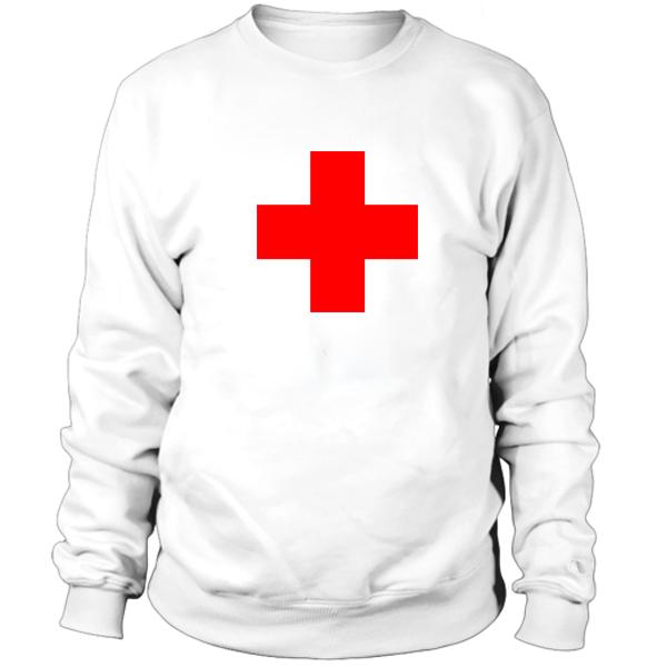 Medic Cross Sweatshirt