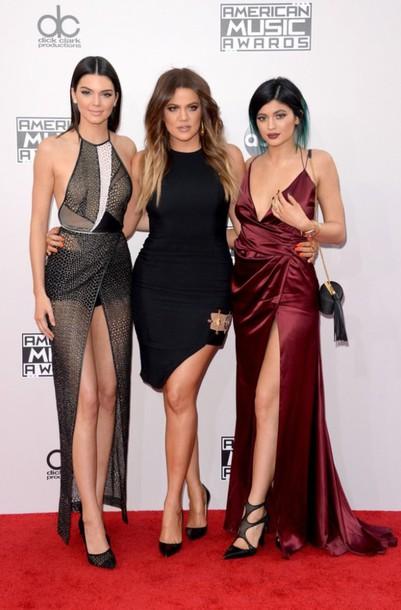 dress kardashians khloe kardashian style model