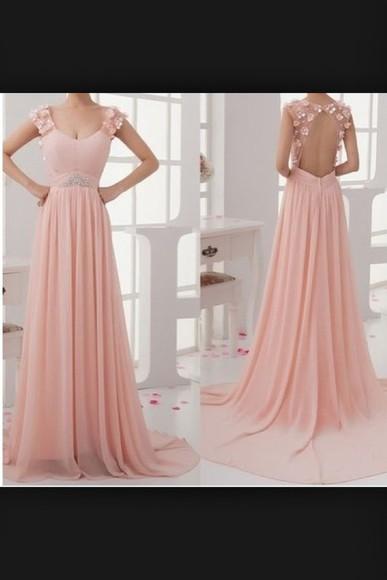 pink dress prom dress fast 911