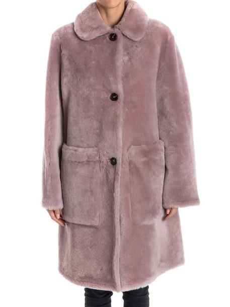 Desa coat pink