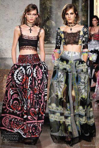shirt gypsy chic ethnic boho bohemian long skirt top fashion boho chic colorful fantasy belly top