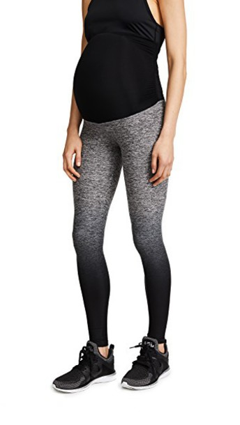 Beyond Yoga leggings long ombre black pants