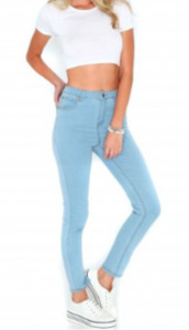 light blue,high waisted jeans,jeggings