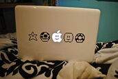 phone cover,apple,macbook,computer sticker,computer accessory,macbook air,etsy