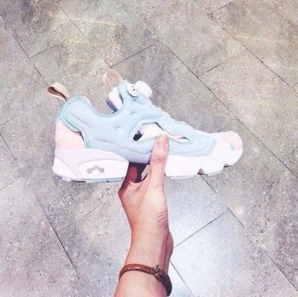 shoes insta pump Reebok pump fury