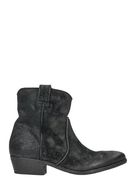 Elena Iachi black leather boots leather boots leather black black leather shoes