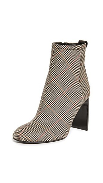 Rag & Bone booties black camel shoes