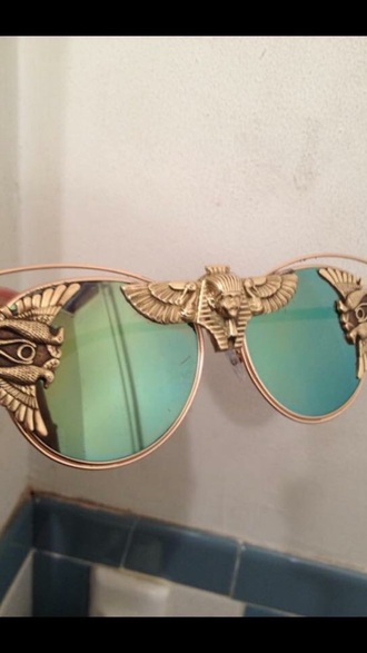 sunglasses egyptian luxurious frame