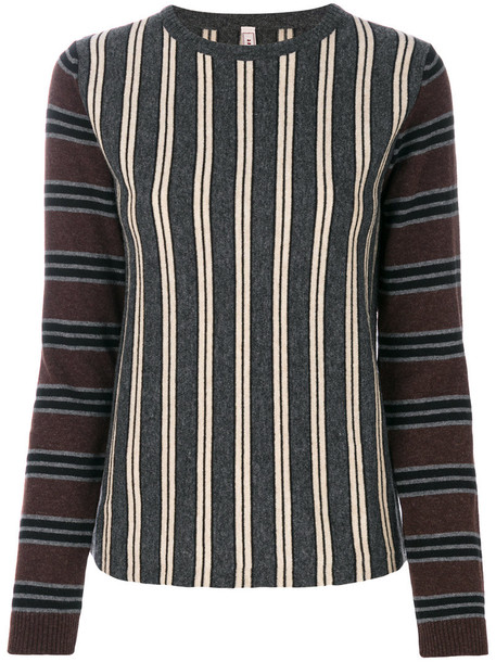 Antonio Marras sweater knitted sweater women wool grey
