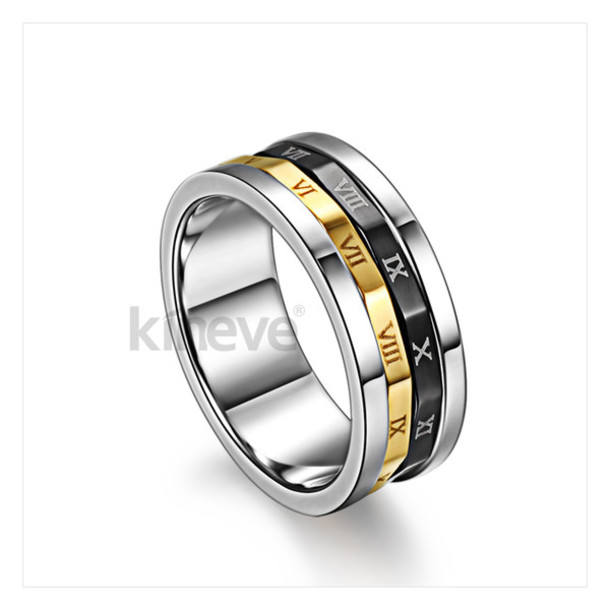 jewels rome password rotatable ring menswear ring