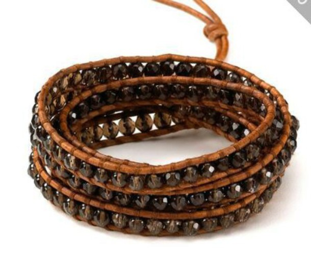 jewels beaded bracelet