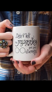 bag,muggles,mug,harry potter