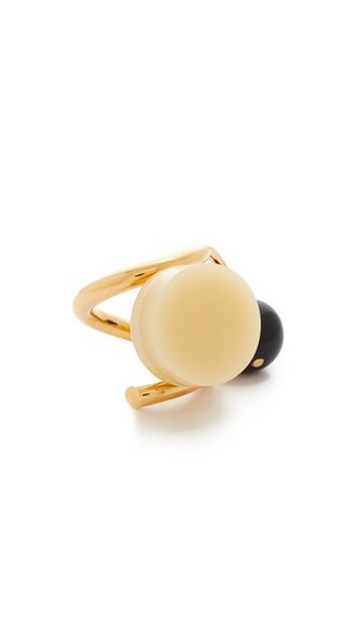 ring yellow jewels