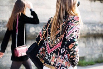 blouse jacket embellished jacket coat