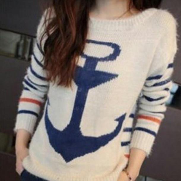 cardigan anchor
