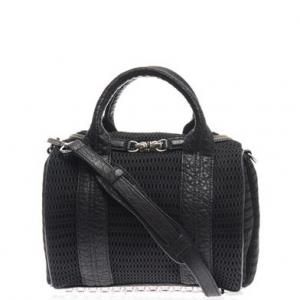 Alexander Wang Rockie Mesh Cross-Body Bag - Leather - Sale