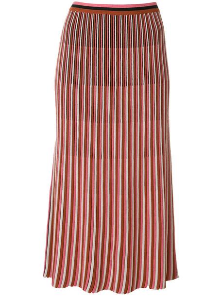 skirt women wool knit