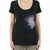 T-shirt galaxie Autre Ton, Notre Sélection de Fêtes A la une Femme, vetement 2011 sur Monoprix.fr