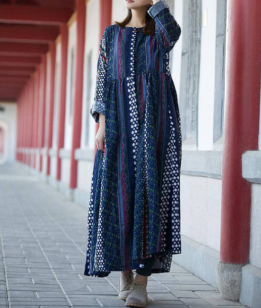 dress oversize maxi dress