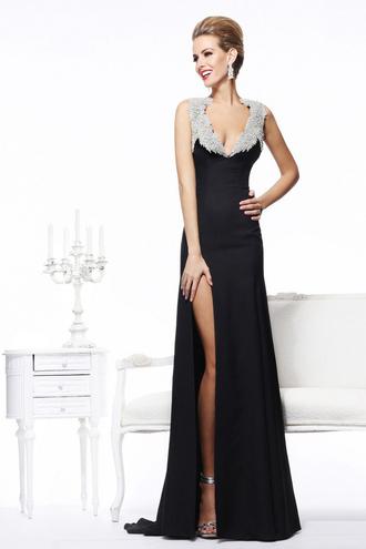 dress evening dress sexy evening dresses black evening dresses evening dresses 2014 long prom dress